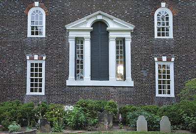 Old Christ Church Photograph - Christ Church Episcopal Iv by Steven Ainsworth
