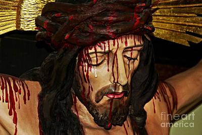 Christ Crucified Original