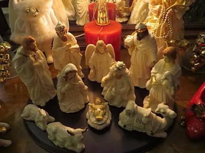 Christ In Christmas Original by Elisabeth Ann
