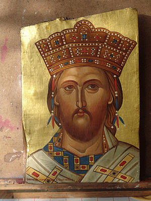 Christ King Of Kings And High Priest Original