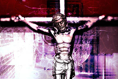 Christ On The Cross Original
