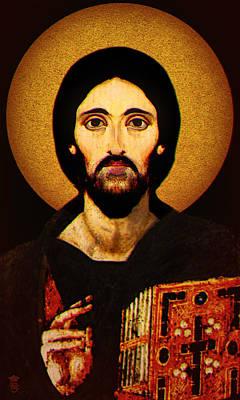 Christ Pantocrator Original