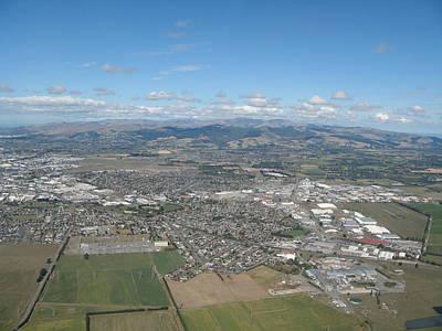 Photograph - Christchurch New Zealand by Joyce Woodhouse