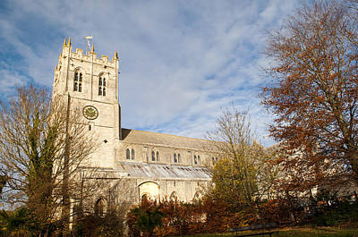 Photograph - Christchurch Priory by Mick House