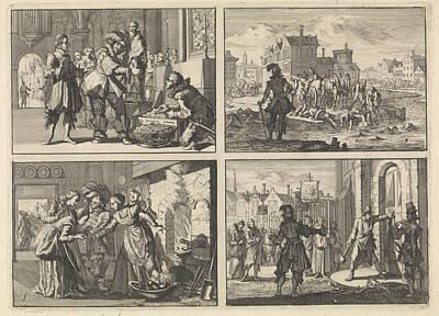 Christian, Duke Of Brunswick, Paderborn Treasures Including Art Print