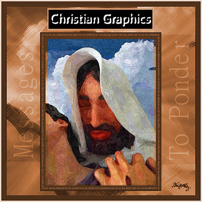 Digital Art - Christian Graphics Gallery by Glenn McCarthy Art and Photography