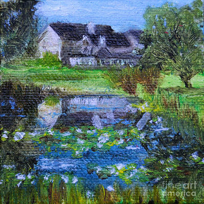 Christina's Place Original by Cindy Roesinger