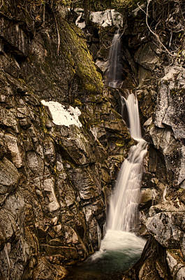 Photograph - Christine Falls by Heather Applegate