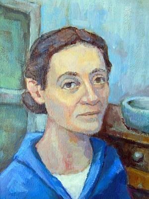 Christine Lavant Original