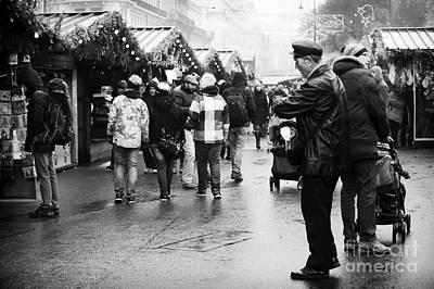 Photograph - Christkindlmarkt Time by John Rizzuto