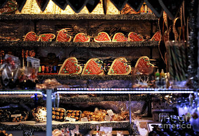 Photograph - Christkindlmarkt Treats  by John Rizzuto