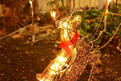 Photograph - Christmas - Gone But Not Forgotten 3 by Bob Gross