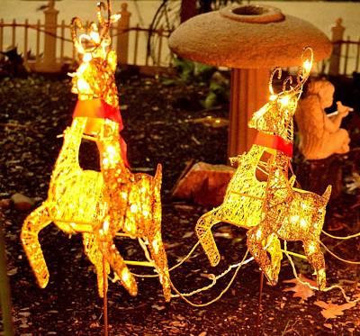 Photograph - Christmas - Gone But Not Forgotten 4 by Bob Gross