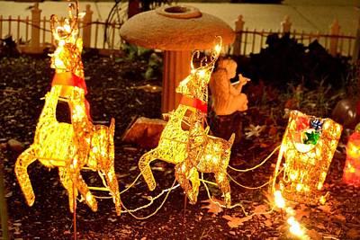 Photograph - Christmas - Gone But Not Forgotten 5 by Bob Gross