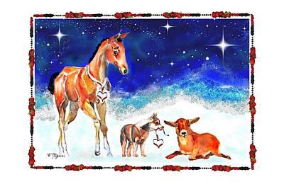 Christmas 4 Art Print