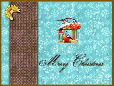 Photograph - Christmas Card 18 by Nina Ficur Feenan