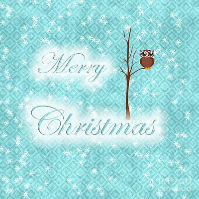 Christmas Cards Photograph - Christmas Card 17 by Nina Ficur Feenan