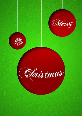 Royalty-Free and Rights-Managed Images - Christmas card 19 by Martin Capek