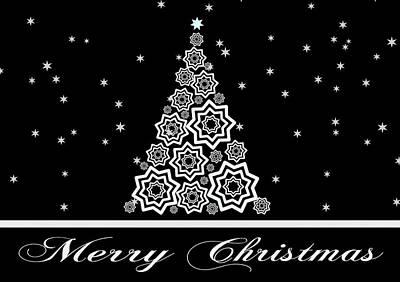 Christmas Cards Digital Art - Christmas Card 20 by Martin Capek