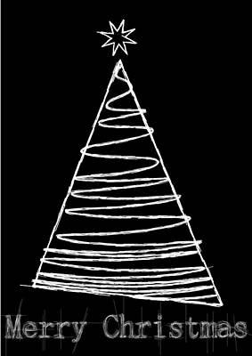 Christmas Cards Digital Art - Christmas Card 24 by Martin Capek