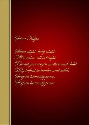 Christmas Carol 4 Art Print