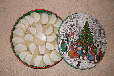 Photograph - Christmas Cookies by David Pantuso