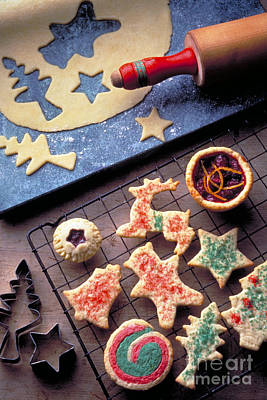 Photograph - Christmas Cookies by Matthew Klein
