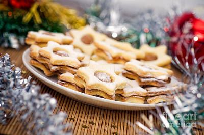 Photograph - Christmas Cookies by Viktor Pravdica