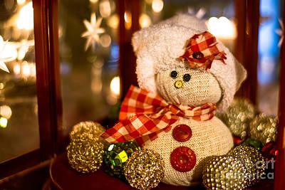 Photograph - Christmas Cutie by Cheryl Baxter