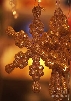 Photograph - Christmas Decoration 3 by Rudi Prott