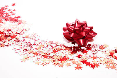 Decorate Photograph - Christmas Decoration by Michal Bednarek