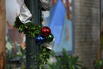 Christmas Display - Us Botanic Garden - 01132 Art Print by DC Photographer