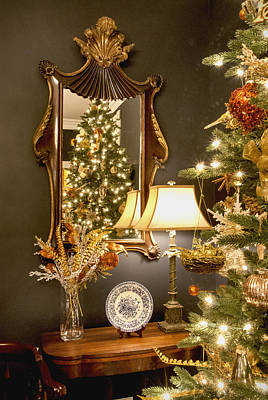 Photograph - Christmas Elegance by Carol Erikson