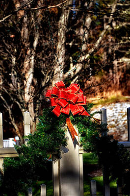 Photograph - Christmas Festivities by Tricia Marchlik