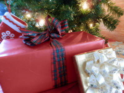 Digital Art - Christmas Gifts by Angelia Hodges Clay