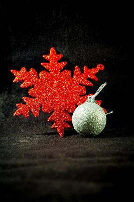 Photograph - Christmas  by Modern Art Prints