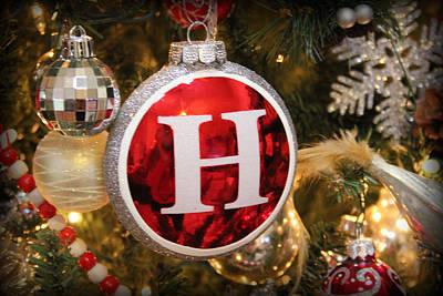 Photograph - Christmas H by Kelly Hazel