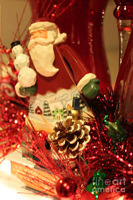 Photograph - Christmas Image II by Terri Thompson