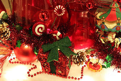 Photograph - Christmas Image IIi by Terri Thompson