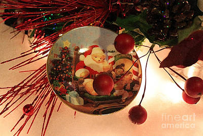 Photograph - Christmas Image Viii by Terri Thompson