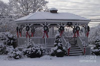Photograph - Christmas In Connecticut by Michelle Welles
