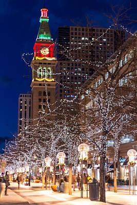 Christmas In Denver Colorado Original