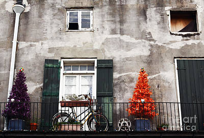 Photograph - Christmas In Orleans by John Rizzuto
