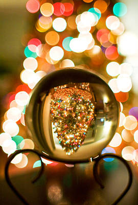 Photograph - Christmas Magic by Barbara West