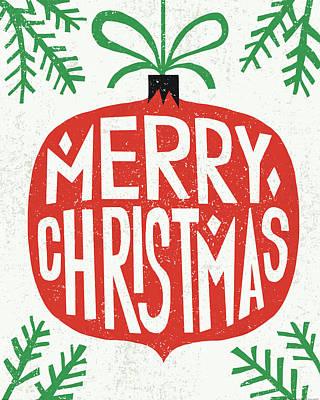 Christmas Painting - Christmas by Michael Mullan