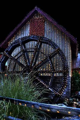 Photograph - Christmas Mill  by Debra Forand