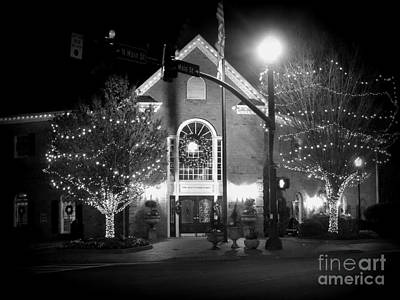 Photograph - Christmas On Main Street by Renee Trenholm