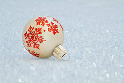 Photograph - Christmas Ornament by Kim Hojnacki