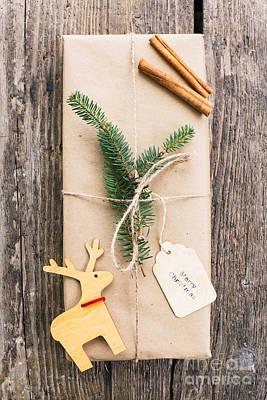 Photograph - Christmas Present by Viktor Pravdica
