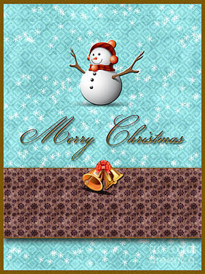 Photograph - Christmas Card 15 by Nina Ficur Feenan